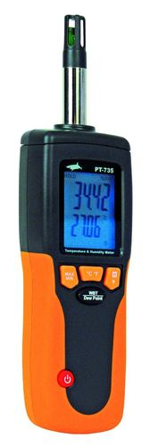 PT-735 SHARK Thermo - Hygrometer